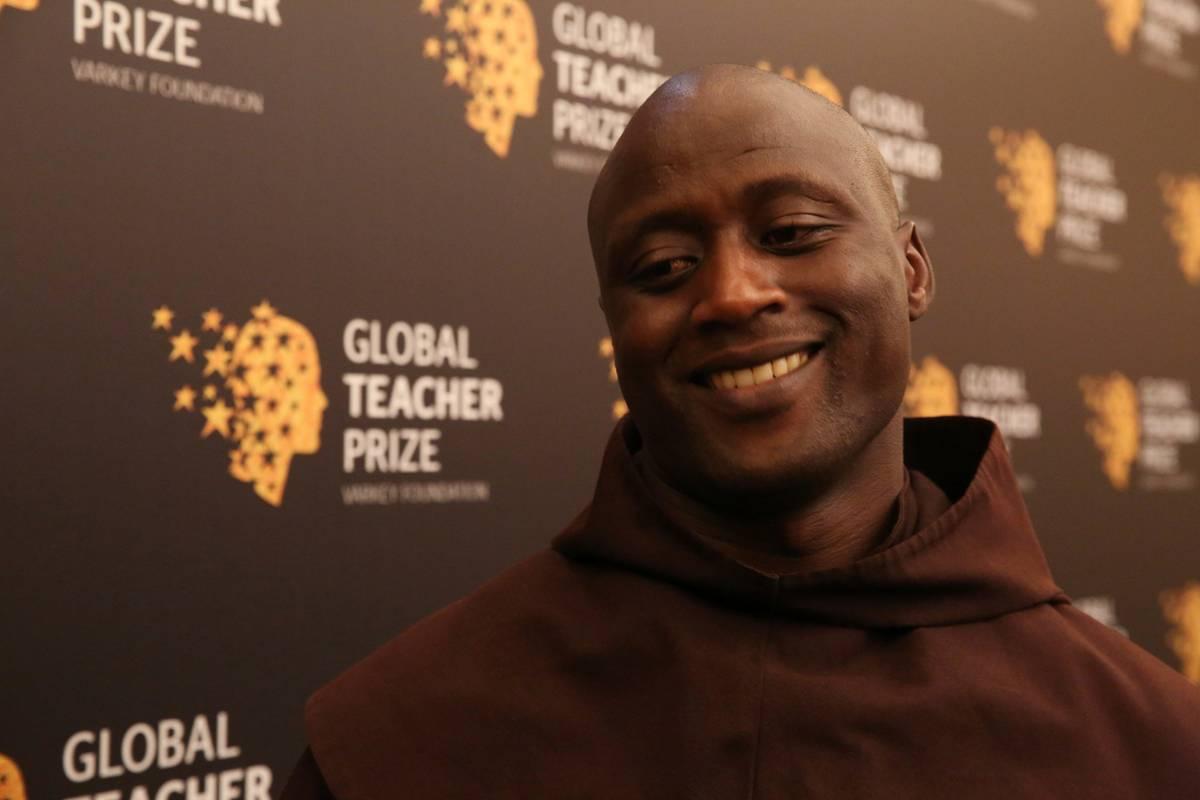 kenyan teacher