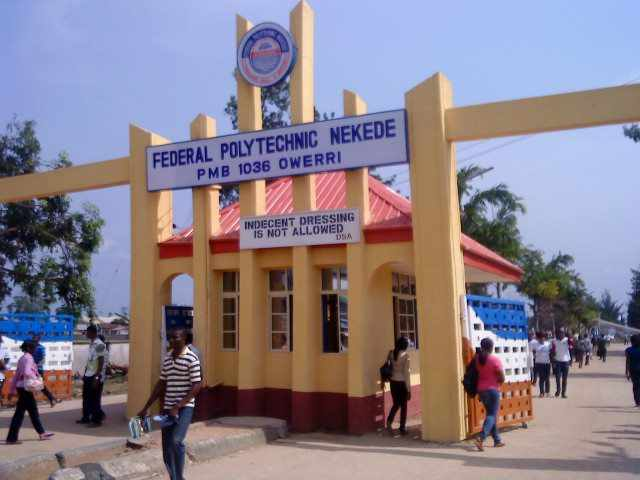 NEKEDE MATRICULATION FOR 2018/2019
