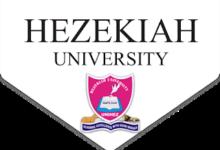 HEZEKIAH UNIVERSITY CUT OFF