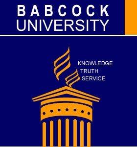 BABCOCK UNIVERSITY ADMISSION