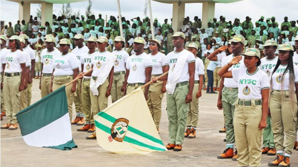 NYSC MEMBERS TO