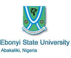 EBONYI STATE UNIVERSITY AND COURSES