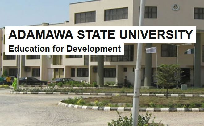 ADAMAWA STATE UNIVERSITY AND COURSES
