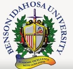 BENSON IDAHOSA UNIVERSITY CONVOCATION