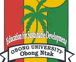 OBONG UNIVERSITY AND COURSES
