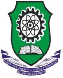 RIVERS STATE UNIVERSITY AND COURSES