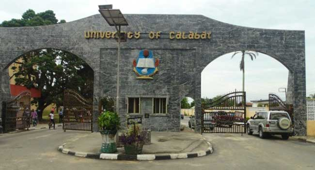 UNICAL PRE DEGREE FORM