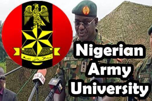 NIGERIAN ARMY UNIVERSITY REMEDIAL