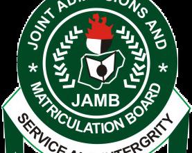 JAMB RELEASES PORTAL