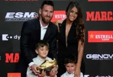 MESSI WINS