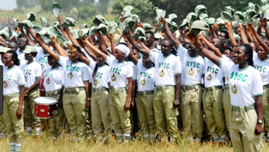 FAKE NYSC UNIFORM