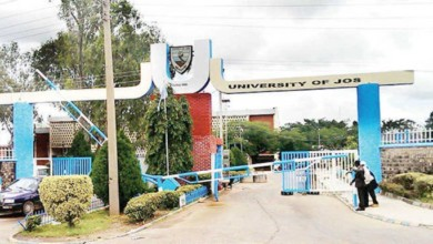 UNIJOS VC REJECTS