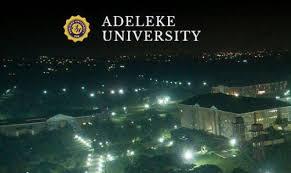ADELEKE UNIVERSITY SUSPENDS STUDENT