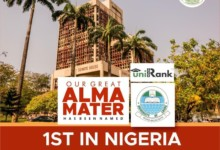 THE BEST UNIVERSITY IN NIGERIA