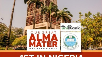 THE BEST UNIVERSITY IN NIGERIA