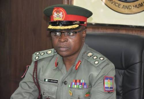 DIRECTOR GENERAL NYSC