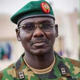 CHIEF OF ARMY