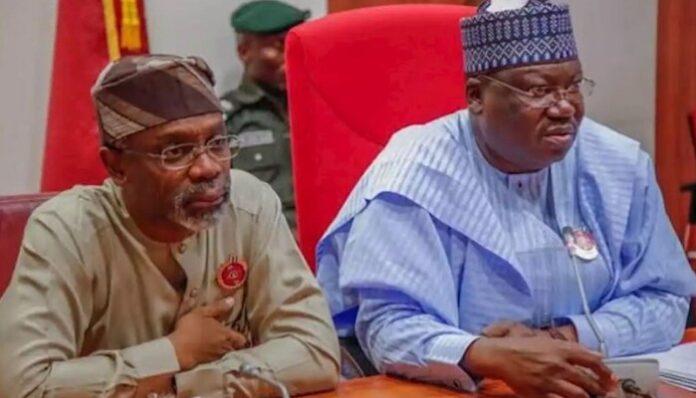 Buhari and National Assembly