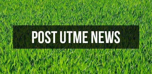 POST UTME 2020 LIST