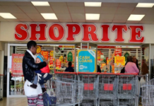 SHOPRITE ANNOUNCES