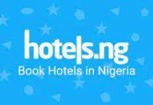 HOTELS.NG RECRUITMENT 2020