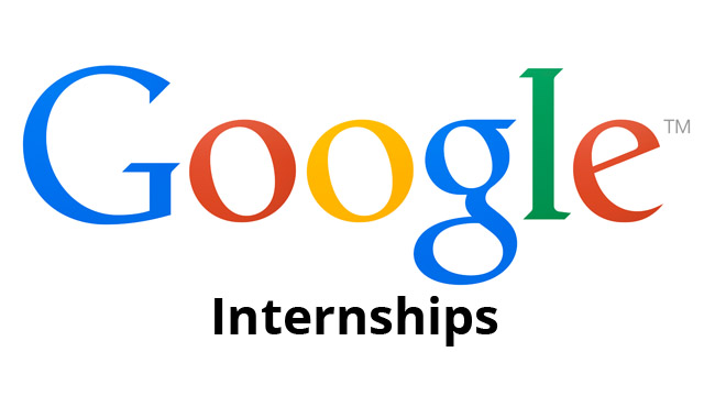 GOOGLE GRADUATE BUSINESS INTERNSHIP RECRUITMENT 2020