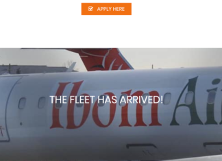 IBOM AIR RECRUITMENT 2020/2021