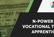 NPOWER RECRUITMENT SHORTLISTED CANDIDATE OUT 2020/2021