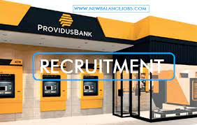 PROVIDUSBANK RECRUITMENT 2020 APPLICATION FORM