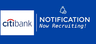 CITIBANK NIGERIA LIMITED RECRUITMENT 2020/2021