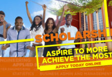 GRUNDTVIG POLYTECHNIC SCHOLARSHIP APPLICATION FORM 2020/2021