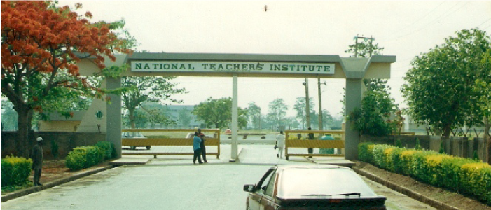 NATIONAL TEACHERS INSTITUTE SHORTLISTED CANDIDATE 2020/2021