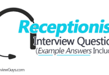 15 RECEPTIONIST INTERVIEW QUESTIONS AND ANSWERS 2020 CHECK HERE