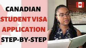 STEP BY STEP GUIDE TO APPLY FOR CANADA STUDENT VISA ONLINE 2020