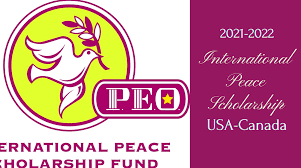 THE PEO INTERNATIONAL PEACE SCHOLARSHIP 2020/2021 APPLY NOW