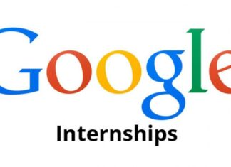 GOOGLE NIGERIA BUSINESS INTERNSHIP 2020/2021 APPLICATION FORM OUT