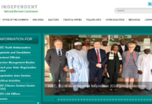 INEC RECRUITMENT 2021/2022 APPLICATION FORM OUT