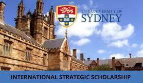 UNIVERSITY OF SYDNEY INTERNATIONAL SCHOLARSHIPS 2021