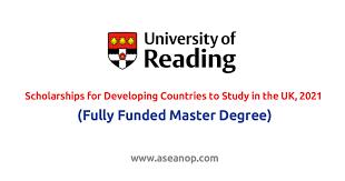 FELIX SCHOLARSHIP SCHEME UNIVERSITY OF READING UK APPLICATION FORM OUT 2021