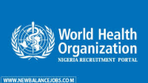 HUMAN RECOURCES OFFICER RECRUITMENT AT WORLD HEALTH ORGANIZATION ABUJA 2021