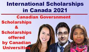 INTERNATIONAL STUDENTS SCHOLARSHIP FOR UNDERGRADUATE CANADA 2021