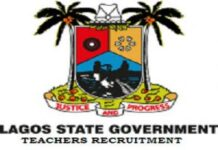 LAGOS STATE TEACHERS RECRUITMENT 2021/2022 APPLY NOW