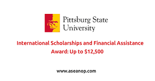 PITTSBURG STATE UNIVERSITY SCHOLARSHIP APPLICATION FORM OUT 2021
