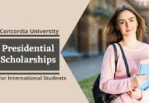 PRESIDENTIAL SCHOLARSHIPS FOR INTERNATIONAL MASTERS STUDENTS 2021
