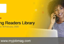 READING COACH RECRUITMENT AT YOUNG READERS LIBRARY ABUJA 2021