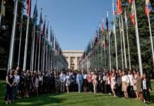 UNITED NATIONS INFORMATION SERVICE GRADUATE STUDY SCHOLARSHIP 2021