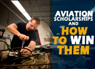 AVIATION SCHOLARSHIPS 2021/2022 APPLICATION FORM OUT