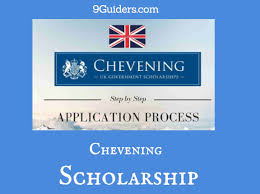 CHEVENING UK GOVERNMENT SCHOLARSHIPS 2021 FOR INTERNATIONAL STUDENTS