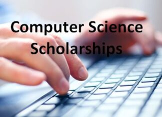 COMPUTER SCIENCE SCHOLARSHIPS 2021/2022 APPLICATION FORM OUT