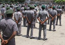 NIGERIA CUSTOMS RECRUITMENT 2021/2022 SHORTLISTED CANDIDATES FOR SCREENING